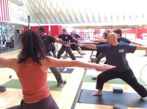Yoga for 1st Responders